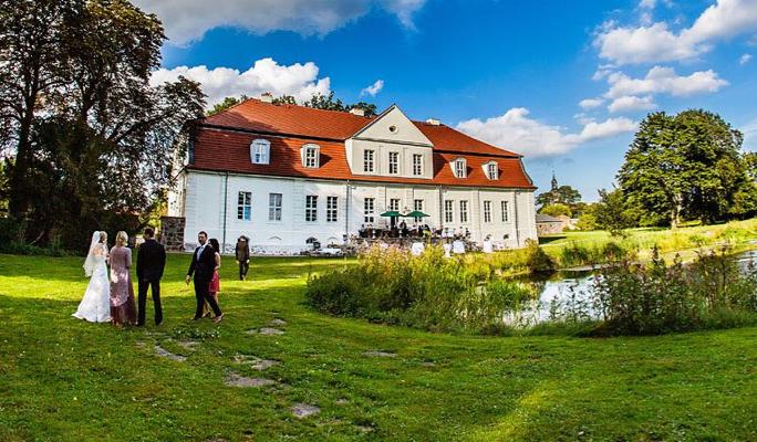 Feste im Schloss Kotelow
