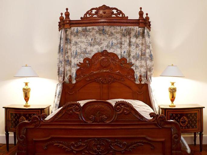 Jagdschloss Kotelow Zimmer mit Dusche